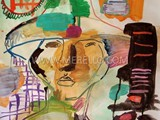 CONTEMPORARY-ARTISTS-INVEST-merello.-man-with-hat