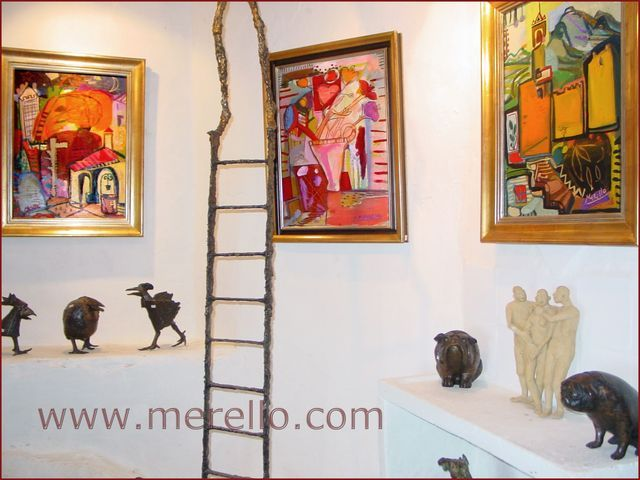 Jose Manuel Merello artist buy. Prices