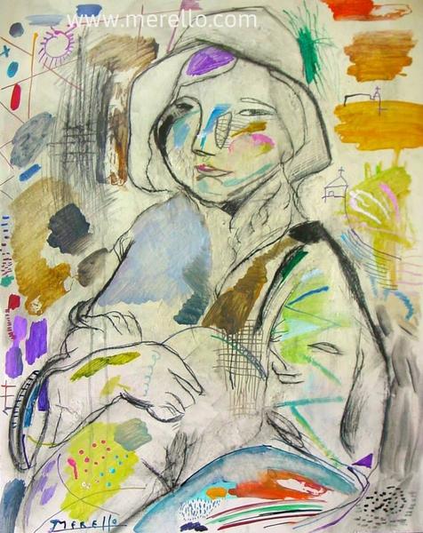 ARTE ACTUAL, pintura. Modernidad, Luz y Color Siglo 21-XXI. Arte ...