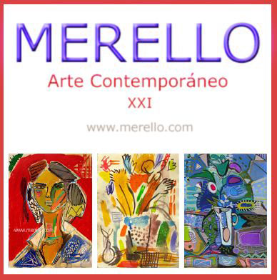 MERELLO-SPANISH-ART-ARTISTS-Contemporary art from Spain