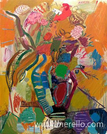 Arte Moderno Y Contemporáneo Español Actual Pintores Artistas