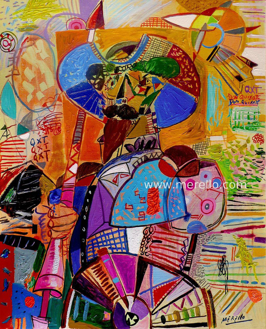 Arte moderno y contempor neo espa ol actual pintores - Cuadros contemporaneos ...