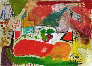 Art by Art 21st Century. New Exhibitions. Expressionist Still Life .-