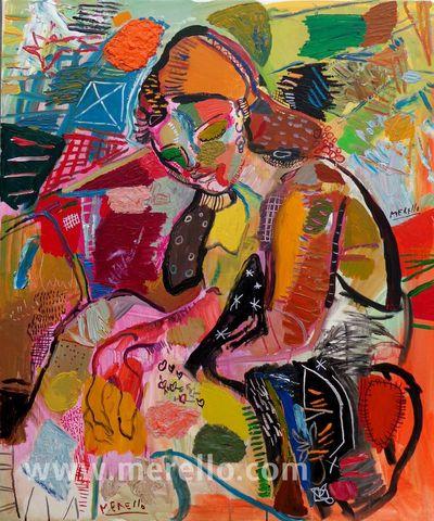 Muito PINTORES ESPAÑOLES, 2018. Técnica, Luz y Color. Siglo XXI. Arte  OI23