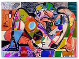 contemporary-modern-art-world-artists.jose-manuel-merello-la-luz-del-color-en-ti.-mix-media.