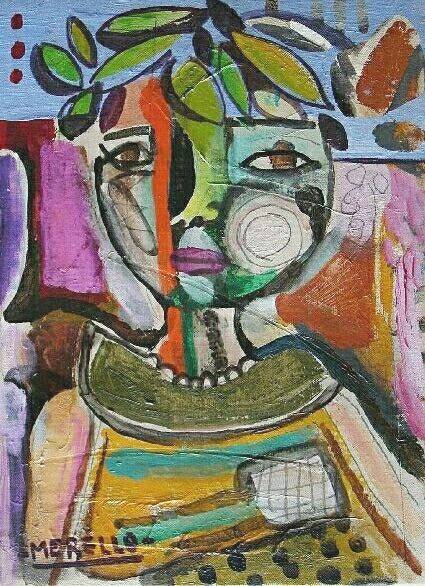 Spanish Artists today. Painters from Spain. Expressionism and ...