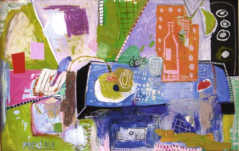 Contemporary Modern Art. Expressionism. Expressionist Modern Artists.