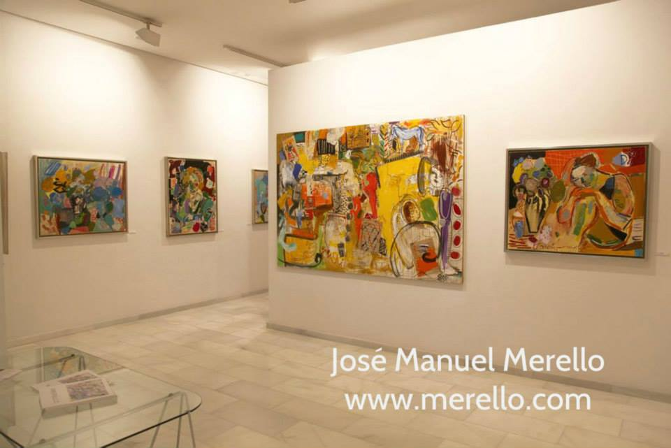 JOSE MANUEL MERELLO. BUY ART PAINTINGS. ORIGINAL ARTWORKS, ACRYLIS, OILS ON CANVAS
