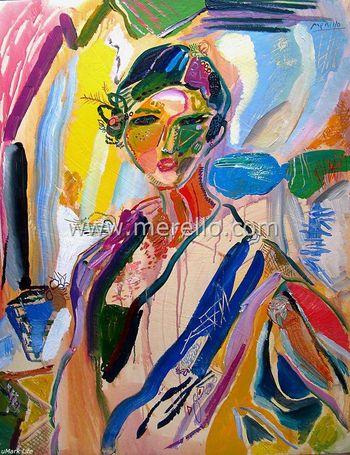 Très Artistas Pintores Españoles. Luz y Color en el Arte contemporáneo  FH09